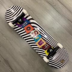 "Скейтборд BRO STUFF Zebra 8.25"""