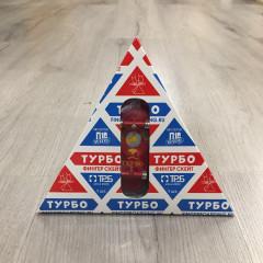 Фингерборд ТУРБО - Герб