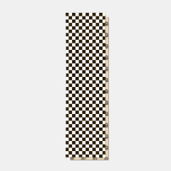 Шкурка dipGRIP Check Black Perforated
